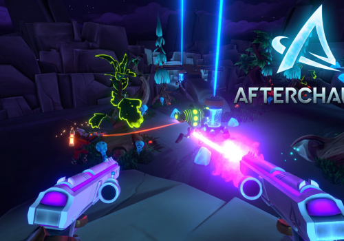 PAX East Games: Aftercharge, and Reasons to Keep it on Your Radar