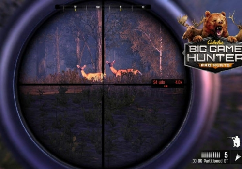 Cabela's Big Game Hunter: Pro Hunts Review