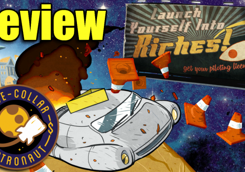 Blue-Collar Astronaut Review