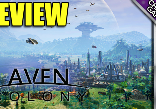 Aven Colony Review: A Space Survival City Building Experience | Charede Reviews Ep #6